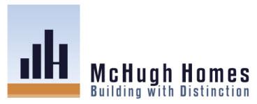 mchugh homes